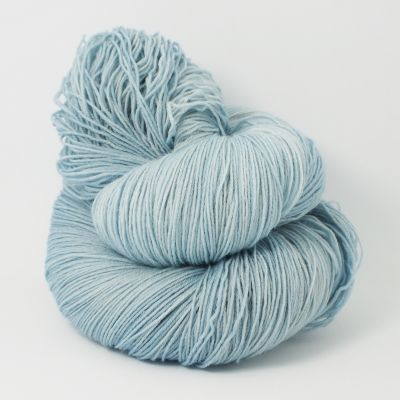 Blue grey* Merino-Lace