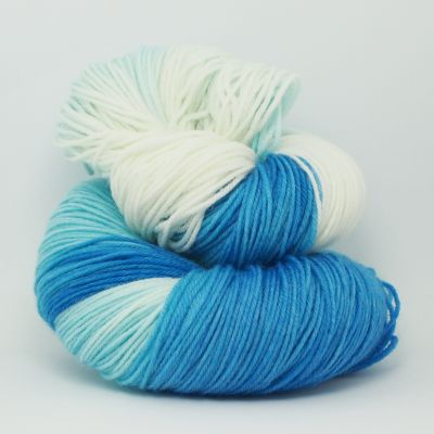 Blue Sky* Merino-Twin 4-ply