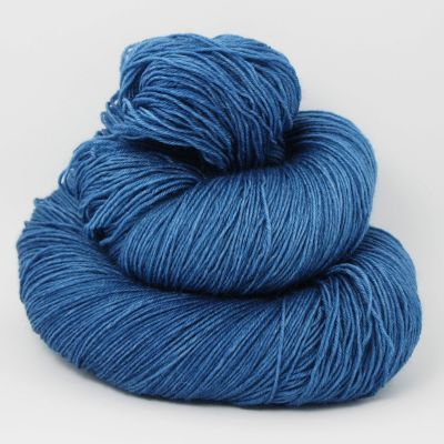 Blueberry* Merino-Lace