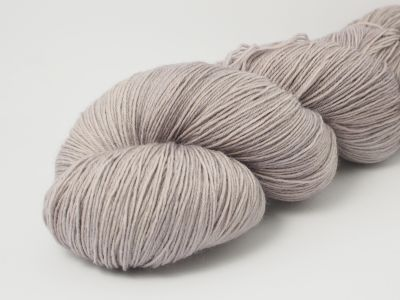 Brushed Steel* Merino-Lace