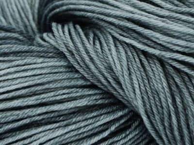 Gunmetal grey* Merino-Twin 4-fach
