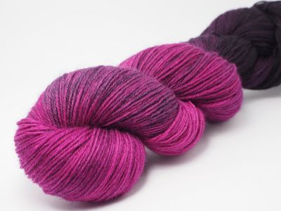Pink Fashion* Sockyarn 4-ply fingering weight