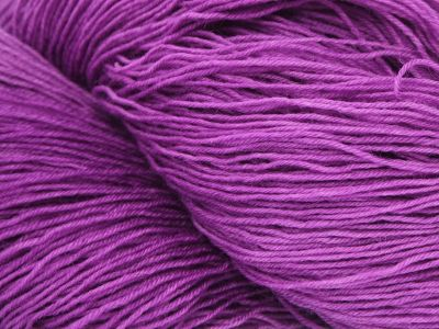 Red Violet* Merino-Lace