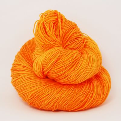 Soft Orange* Merino-Lace
