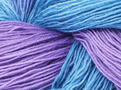 Traube* Sockyarn 4-ply fingering weight