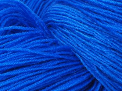 Ultramarine Blue* Sockyarn 4-ply fingering weight