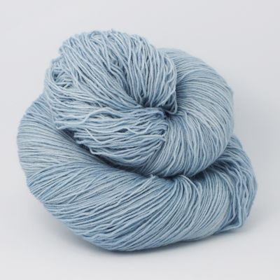 Wedgwood Blue* Merino-Lace