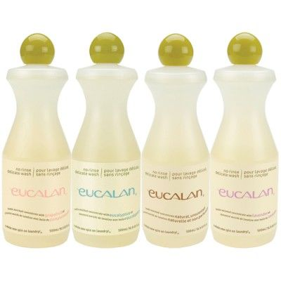 Eucalan No rinse delicate wash 100ml