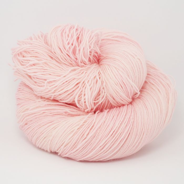 Bubble Gum* Merino-Lace