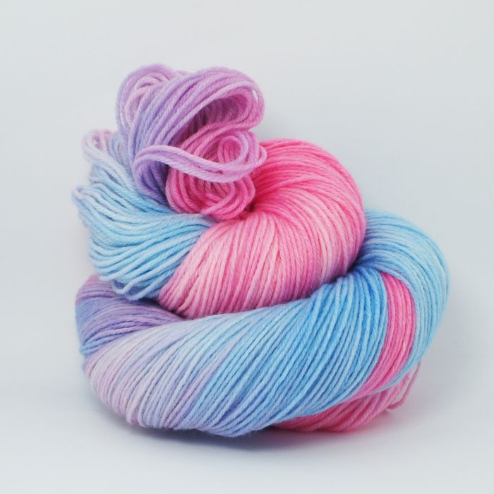 Hyacinth* Merino-Twin 4-ply