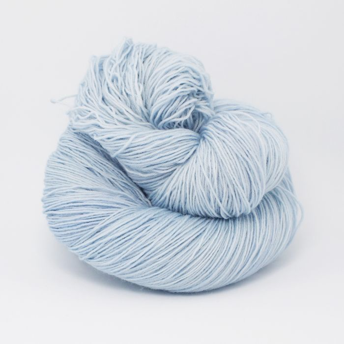 Ice Blue* Merino-Lace