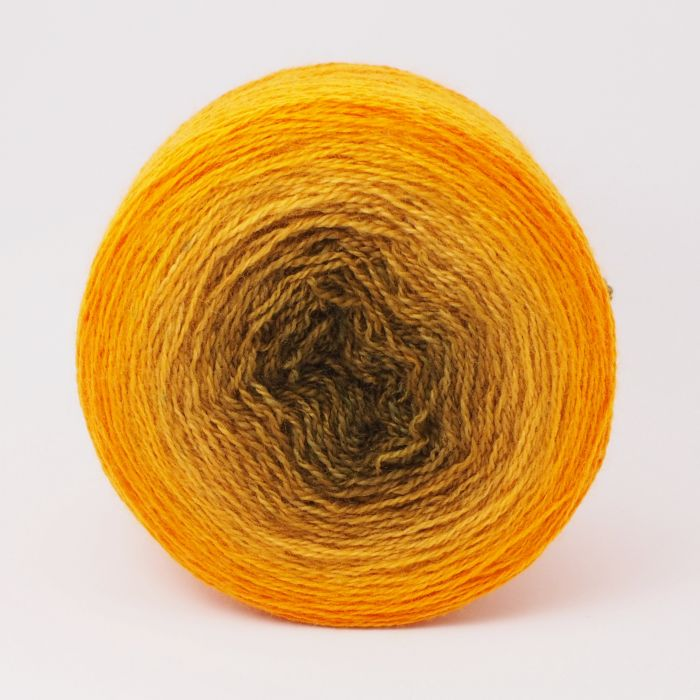 Indian Spices* Gradient yarn Merino - Lace