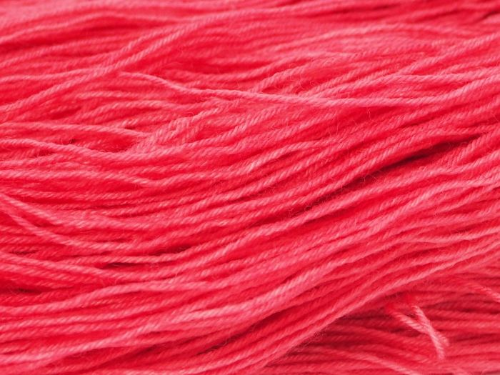 Oxblood Red* Merino-Lace