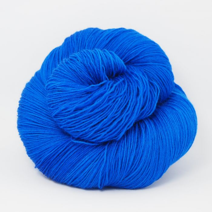 Ultramarine Blue* Merino-Lace