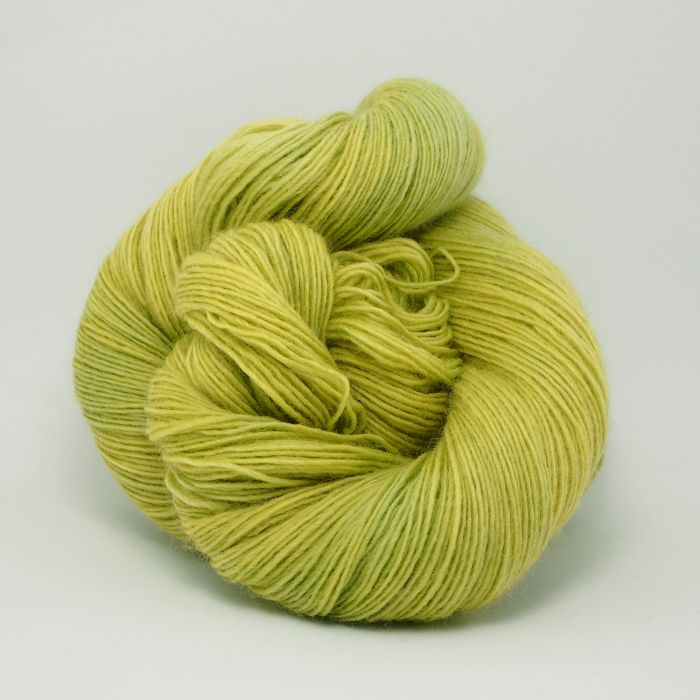 Zartgrün* Merino Lace single ply