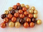Miracle Beads Mix orange